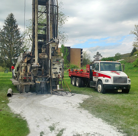 Well Drilling in North Jersey NJ & Orange County NY