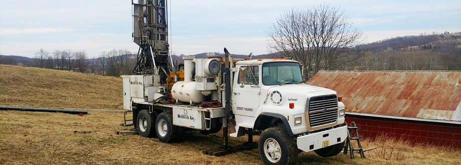 Well Drilling & Service in Sussex NJ